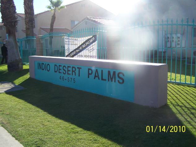 Indio Desert Palms Apartments