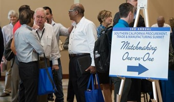 Southern California Procurement, Trade & Manufacturing Summit Draws Record Matchmaking Appointments,...