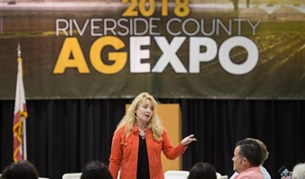 Riverside County AgExpo Drew Best-Selling Author, AgTech Experts and 250 Attendees to Riverside...
