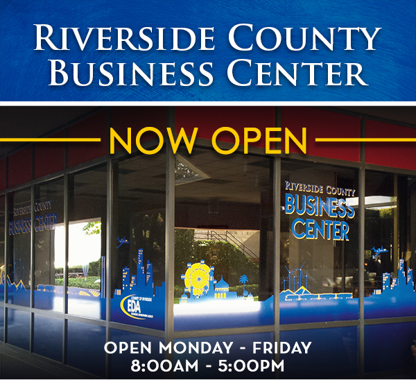 Riverside County Business Center